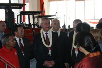 В Камбодже будут собирать белорусские тракторы